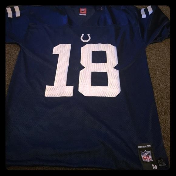 online store 27c74 647d4 NFL Peyton Manning #18 Jersey
